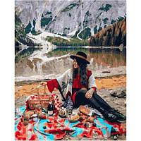 "Картина по номерам. Brushme ""Пикник у озера Брайес"" GX25404"