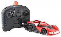 Антигравитационная машинка радиоуправляемая игрушка Wall Climber P801 Red