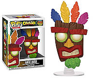 Фигурка Funko Pop Фанко Поп Крэш Бандикут Аку Аку Crash Bandicoot Aku Aku 10 см SKL38-222536