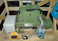 Канатные тельферы во взрывобезопасном исполнении (ВБИ) серии VVAT.
