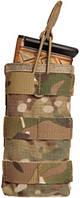 Подсумок BLACKHAWK! Strike Single M4/M16 Mag Pouch ц: мультикам