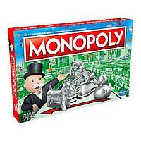 Настольная игра Hasbro Классическая Монополия обновленная (украинская) (C1009_657)