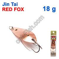 Блесна незацепляйка (двойник) Jin Tai Red Fox 6009-12S 18g 03