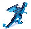 Динозавр ледяной Дракон на радиоуправлении Same Toy Dinosaur Planet RS6158A дышит паром, фото 4