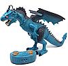 Динозавр ледяной Дракон на радиоуправлении Same Toy Dinosaur Planet RS6158A дышит паром, фото 3