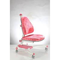 Детское кресло «Enlightening Chair» К-639 Pinkheart, обивка розовые серца