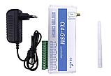 GSM реле четырехканальное на 220 В (9-12 В) CL4-GSM, фото 5