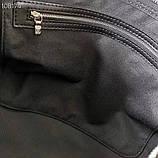 Дорожная сумка Луи Витон, Monogram Graphite 50 см, кожаная реплика, фото 7