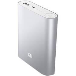 Внешний аккумулятор Power Bank Xiaomi Mi 10400 mAh портативное зарядное устройство