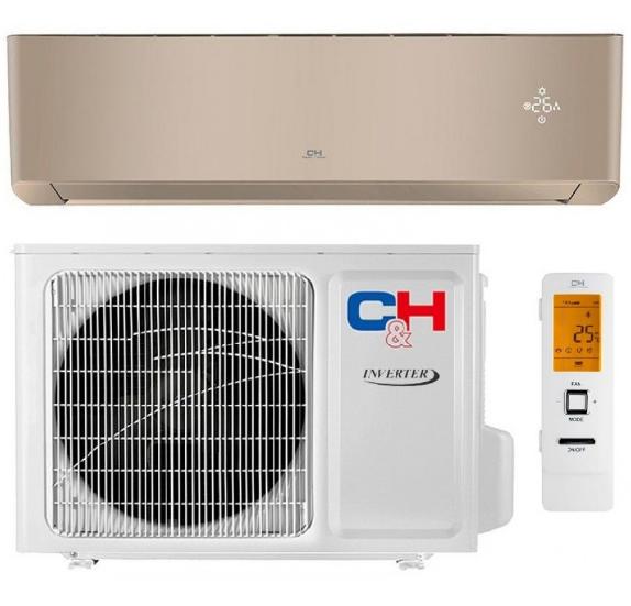 Кондиционер сплит-система COOPER&HUNTER CH-S18FTXAM2S-GD (Wi-Fi)