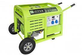 Бензиновый генератор Zipper ZI-STE 8000
