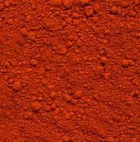 Пігмент цегельний 110 (Німеччина). Пигмент железоокисный для тротуарной плитки, бетона, расшивки швов