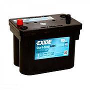 EXIDE 6СТ-50 Start Stop AGM EK508 Тяговый аккумулятор