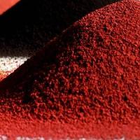 Пігмент червоний 130 (Німеччина). 10 кг. Пигмент железоокисный для тротуарной плитки, бетона, расшивки швов