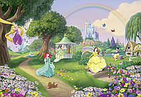 "Фотообои 368х254см, KOMAR DISNEY ""Princess Rainbow"" (8-449)"