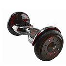 Гироскутер Smart Balance 10,5 c держателем №8 Молния красная BT + APP + автобаланс, фото 3
