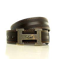 """Ремень женский кожаный коричневый L40S2G3-B 40мм 105-90 """"Lira"""" LM-769"""