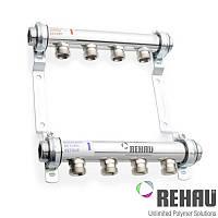 Распределительный коллектор Rehau HLV 7 (без расходомеров)