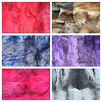 Изделия из меха кролика разные цвета, фото 1