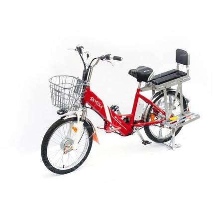Электровелосипед BL-ZL-12, фото 2