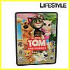 Интерактивная обучающая игрушка планшет Кот Том