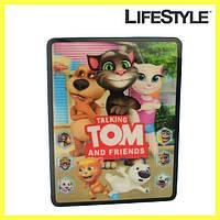Интерактивная обучающая игрушка планшет Кот Том, фото 1