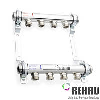 Распределительный коллектор Rehau HLV 12 (без расходомеров)