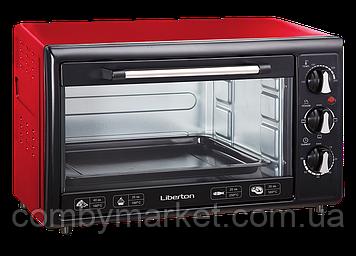 Духовка LIBERTON LEO-350 RED