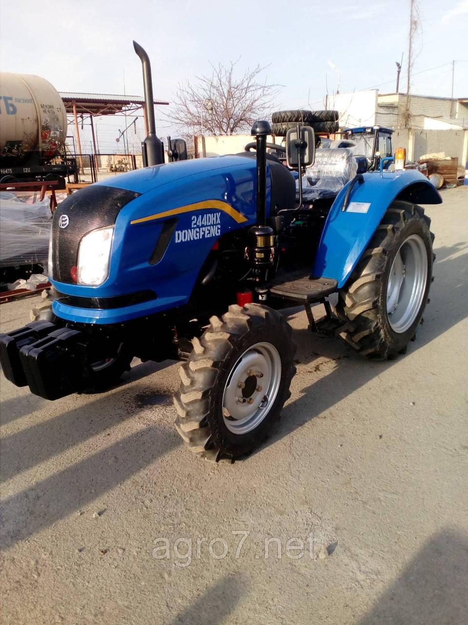 Трактор DONFENG 244DHX