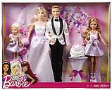 Барби Свадебный подарочный набор, фото 2