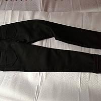Дитячі теплі штани зимові штани дудочка із завишеною посадкою, модний дизайн і дуже теплі, флісова підкладка.