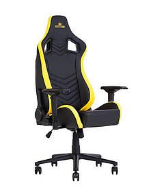 Кресло Hexter Pro R4d Tilt Mb70, Eco/01 black/yellow (Новый Стиль ТМ)