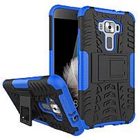 Чехол противоударный для Asus Zenfone 3 Deluxe ZS570KL синий