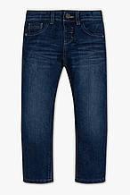 Зимние джинсы с флисовой подкладкой для мальчика C&A Германия Размер 104
