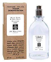 Тестер унисекс Jo Malon Wod Sage & Sea Salt Cologne 67 ml
