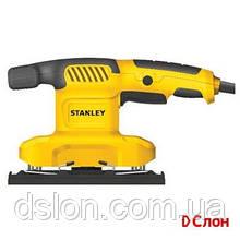 Шлифмашина вибрационная STANLEY SS28, 280 Вт, 14000 об/мин, 91х185 мм, 1.5 кг