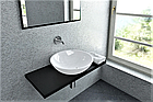 Умывальник-чаша накладной Fancy Marble Mona 420х420 ТМ, фото 5