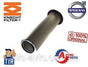 Воздушный фильтр Volvo FL 6 Knecht D6 TD63  6792554 очистка воздуха двигателя