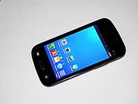 "Телефон SAMSUNG Galaxy i8190 -сенсор 4"" -  android 4 - 2sim - флип-чехол, фото 1"