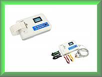 Электрокардиограф 3-х канальный Heaco 300G LCD с ч/б монохромным экраном