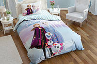 Детское/подростковое постельное белье TAC Disney Frozen 2 Рaнфорс