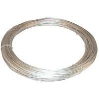 Проволока оцинкованная стальная для электропастуха 1,2мм (500м)