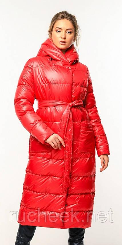 Пуховик одеяло женский зимнее пальто Пандора  р - ры 42 - 56 ТМ Nui Very  Украина