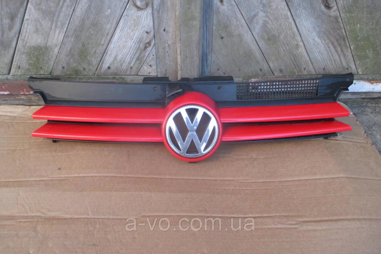 Решетка радиатора для Volkswagen Golf 4, 1J0853655D, 1J0853655, 1J0853651F