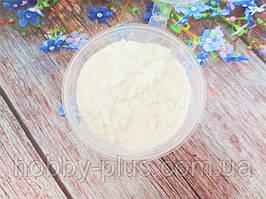 Ворсовой порошок (бархатная пудра, флок) БЕЛЫЙ, 5 грамм