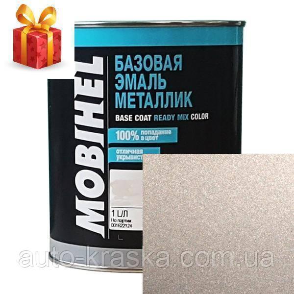 Автофарба Mobihel металік 257 Зоряний Пил 1л.