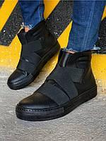 Чоловічі черевики Chekich CH023 St Black