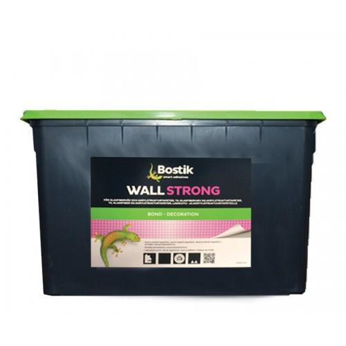 Клей шпалерний для склополотна і стеклообоев BOSTIK WALL STRONG 75, 15л