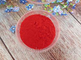 Ворсовой порошок (бархатная пудра, флок) КРАСНЫЙ, 5 грамм