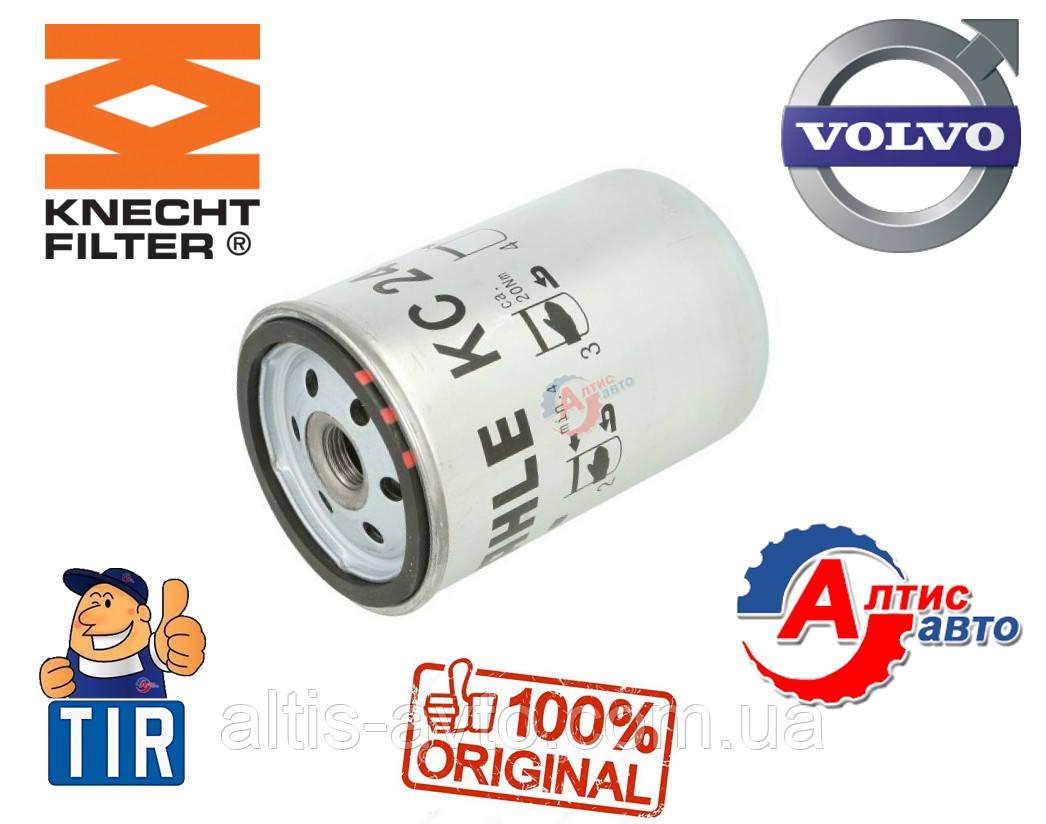 Фильтр топливный Volvo FL 6, FLC для грузовиков запчасти Knecht-Mahle 2416125 D6A TD61-63